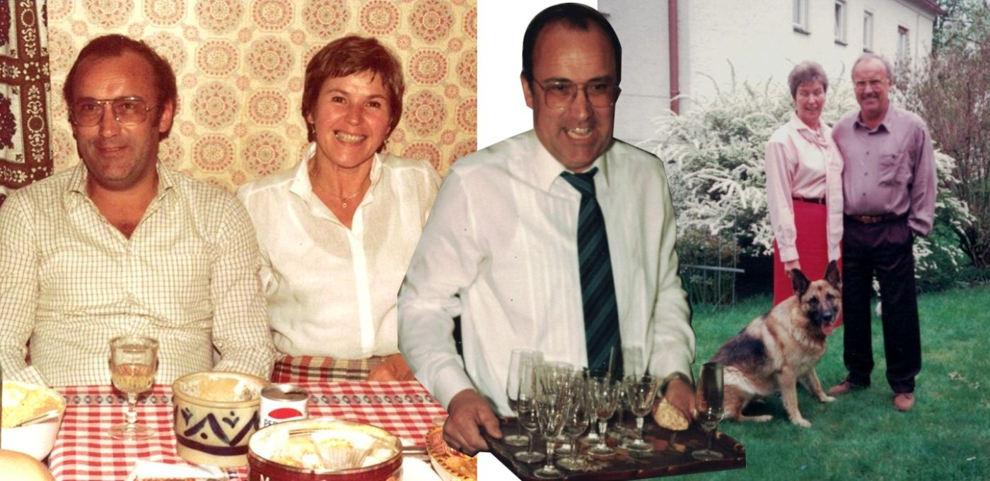 Annemarie + Karl-Heinz Vitzthum – 2. Generation